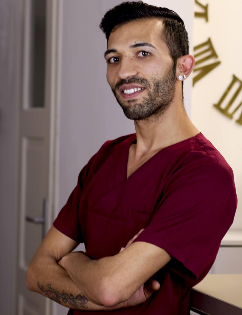 Zahnmedizinische Fachangestellter Emil